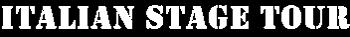 ITALIAN STAGE TOUR Logo